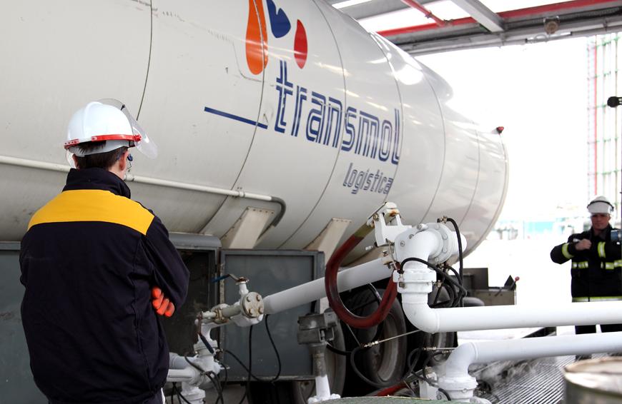 Cisternas de GNL