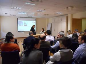 Jornada se Sensibilización y Normalización de la Discapacidad junto con Teresa Perales