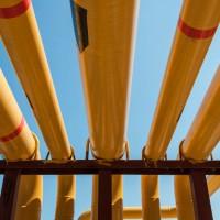 El gas que llega a Bahía de Bizkaia Gas para su regasificación es sometido a un estricto control para asegurar su calidad.