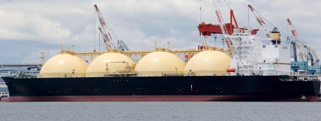 Aumenta la importación neta de gas natural