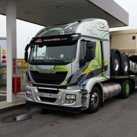 gas natural vehicular transordizia