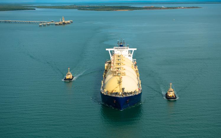 El gas natural licuado, protagonista de un futuro sostenible