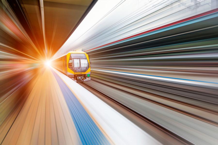 El gas natural licuado gana terreno en el transporte ferroviario