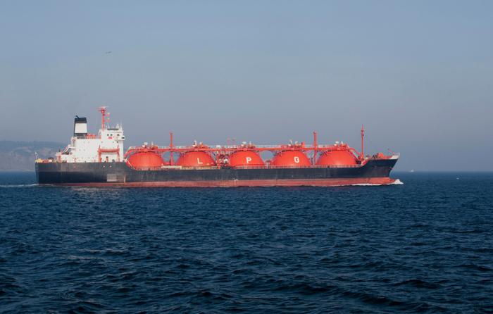 Las importaciones netas de gas natural crecen un 5,3% hasta julio en España