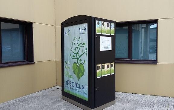 gestión de residuos domésticos Zierbena BBG