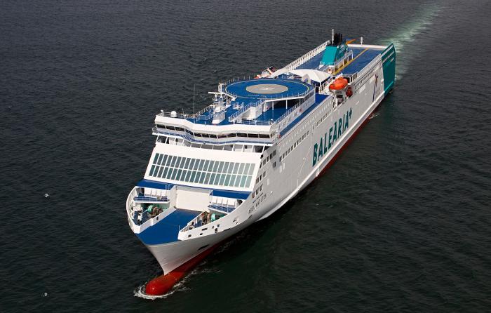 Impulso del GNL como combustible para el sector naval