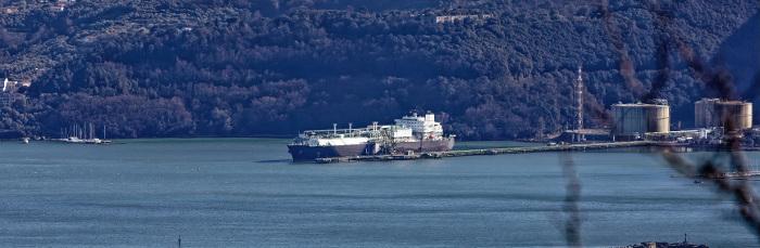 El GNL marítimo reduce las emisiones de GEI hasta un 21%