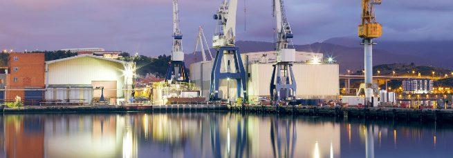 Los puertos españoles, gran ejemplo en el despliegue del GNL
