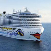 Aidanova, el barco de cruceros que navega exclusivamente con gas natural licuado