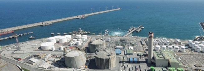 La planta regasificadora Bahía de Bizkaia Gas ha recibido 53 barcos desde enero de 2019