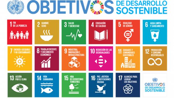 Objetivos desarrollo sostenible BBG