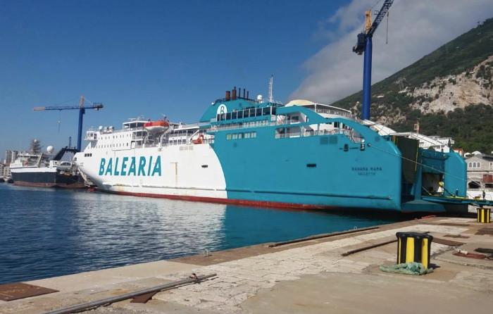 La importancia del uso de GNL en ferrys: energía más limpia y sostenible