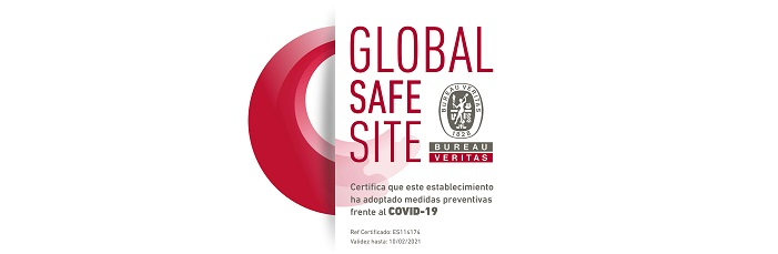 Certificado Global Safe Site